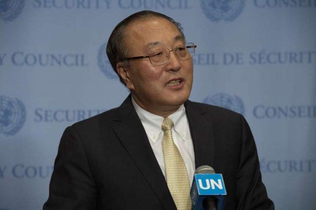 China's United Nations Permanent Representative Zhang Jun. (Photo: UN/IANS) by .