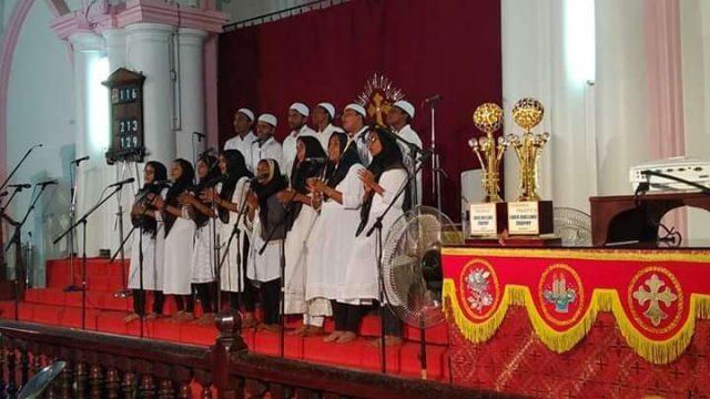 Kerala celebrates Christmas. by .
