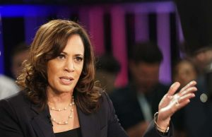 MIAMI, June 28, 2019 (Xinhua) -- Senator Kamala Harris of California is interviewed after the second night of the first Democratic primary debate in Miami, Florida, the United States, on June 27, 2019. The second night of the first Democratic primary debate here on Thursday featured more early front-runners for the party's presidential nomination to challenge President Donald Trump in 2020. (Xinhua/IANS) by .