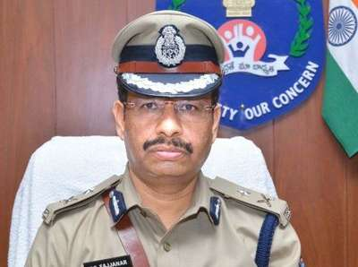 Hyderabad Police Commissioner Sajjanar by .