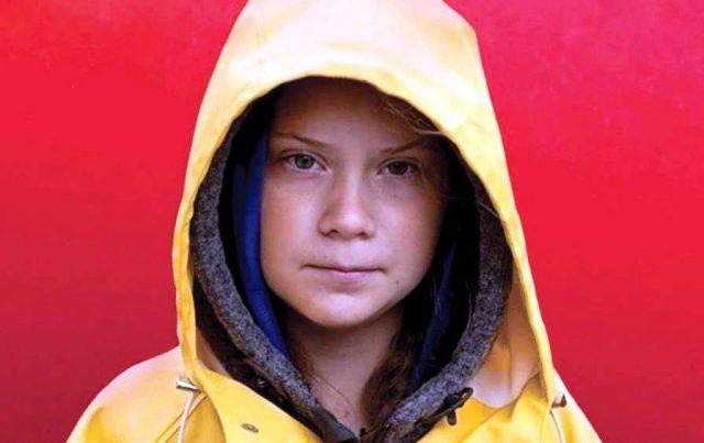 Greta Thunberg. (Photo: Twitter/@GretaThunberg by .