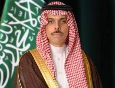 Saudi Arabia Foreign Minister Prince Faisal bin Farhan al-Saud. by .