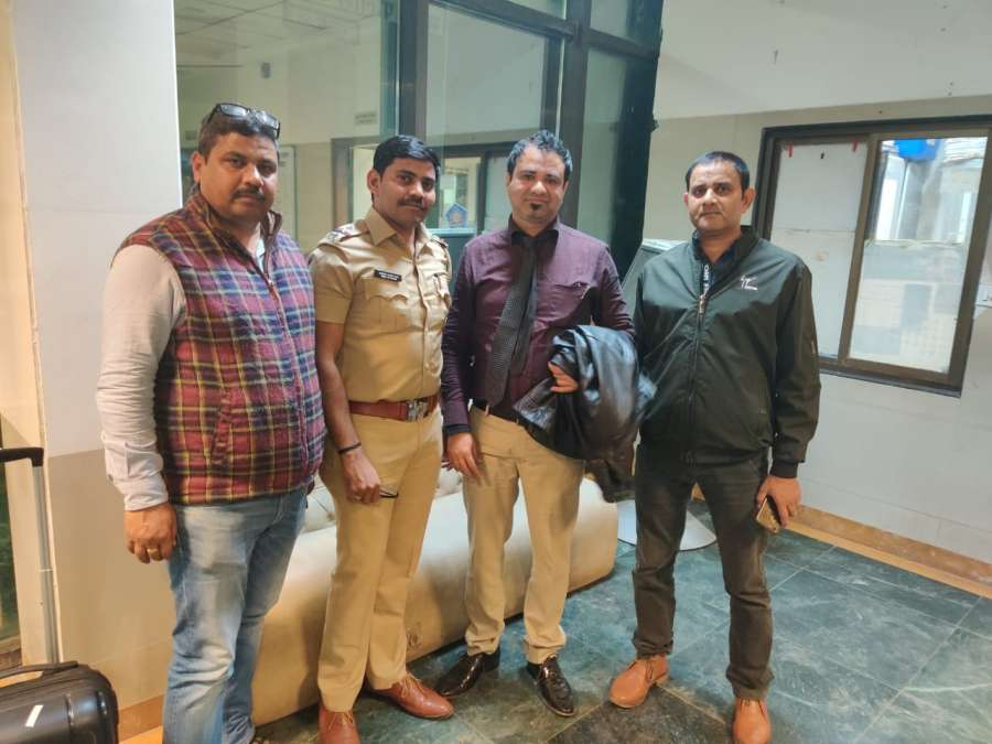 Mumbai: The Special Task Force of UP Police on Wednesday arrested Gorakhpur-based doctor Kafeel Khan from Mumbai for allegedly making an inflammatory speech on the controversial Citizenship Amendment Act at the Aligarh Muslim University on December 12, 2019. (Photo: IANS) by .