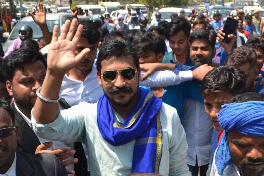 Chandrashekhar Azad. (File Photo: IANS) by .