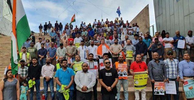 Kerala politicos welcome anti-CAA campaign in Australia by .