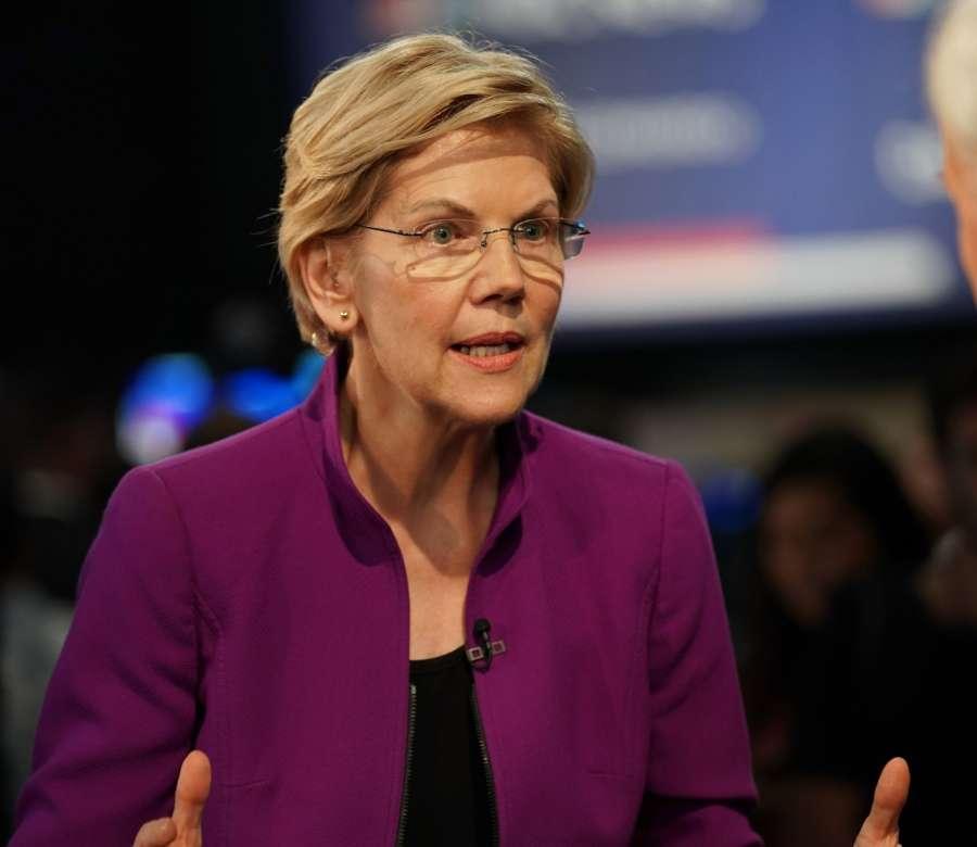 Elizabeth Warren.(File Photo: IANS) by .