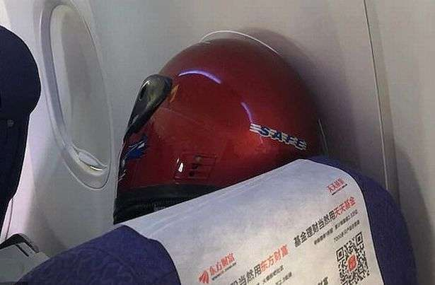 As the Novel coronavirus spreads rapidly in China and across the world, lots of photos of terrified travellers have been shared on social media, with people seen covering themselves with plastic sheets and even bottles in public. Photos of people at different locations using everyday items like empty water jars and plastic sheets to cover themselves are doing the rounds of the Internet. by .