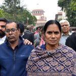 New Delhi: Parents of the December 16 gangrape victim outside the Supreme Court after the hearing of a review plea filed by one of the four men convicted in the 2012 Delhi Nirbhaya gang-rape and murder case, in New Delhi on Dec 17, 2019. (Photo: IANS) by .