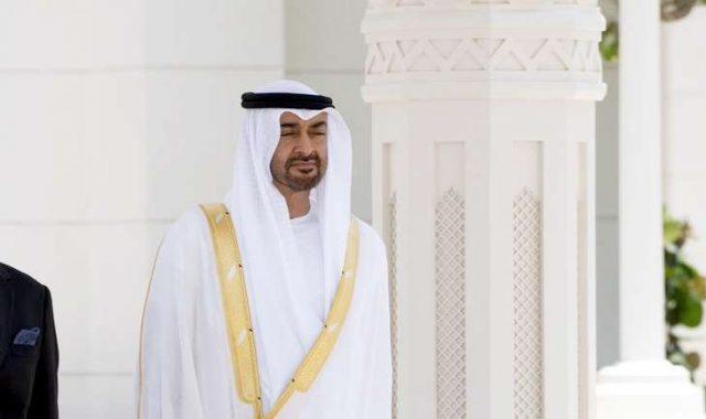 Sheikh Mohammed bin Zayed Al Nahyan. by .