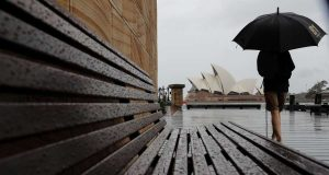 AUSTRALIA-SYDNEY-WEATHER-STORM by .