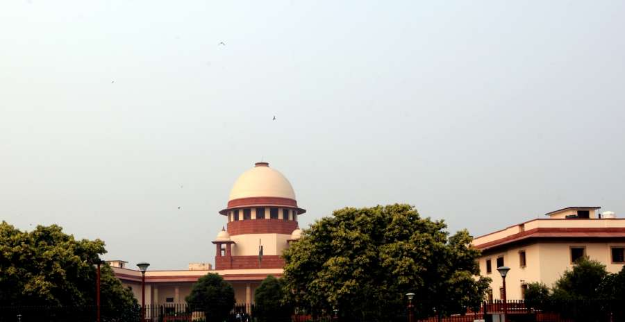 Supreme Court of India. (File Photo: IANS) by .