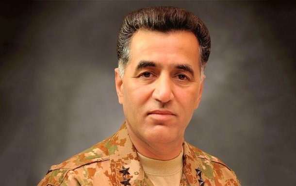 Director-General of Inter-Services Intelligence Faiz Hameed. by .