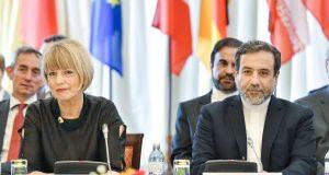 AUSTRIA-VIENNA-IRAN-NUCLEAR-MEETING by .