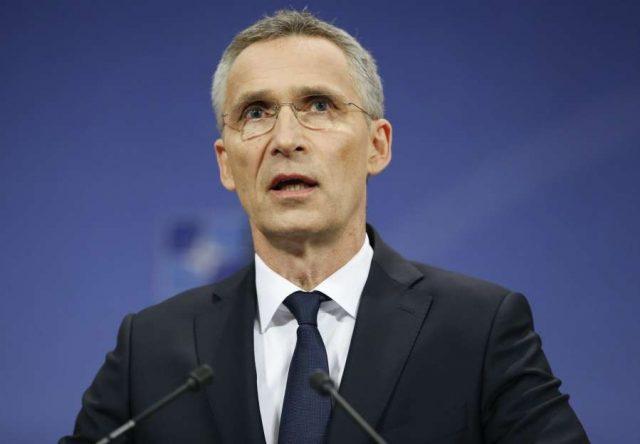 NATO Secretary General Jens Stoltenberg. (File Photo: IANS) by .