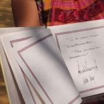 Trump signs visitor's book at Sabarmati Ashram, thanks 'friend' Modi for 'wonderful visit' by .