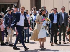 AUSTRALIA-SYDNEY-BRITAIN-PRINCE HARRY-MEGHAN by .