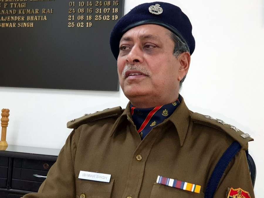 Ishwar Singh. (Photo: Sanjeev Kumar Singh Chauhan/IANS) by .