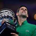 Novak Djokovic. by .