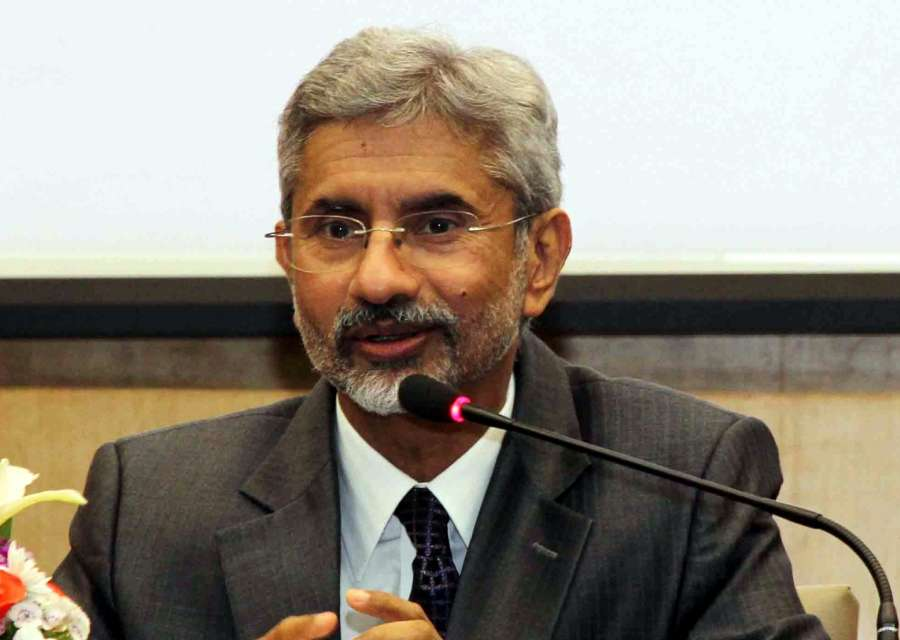 S Jaishankar. (File Photo: IANS) by .