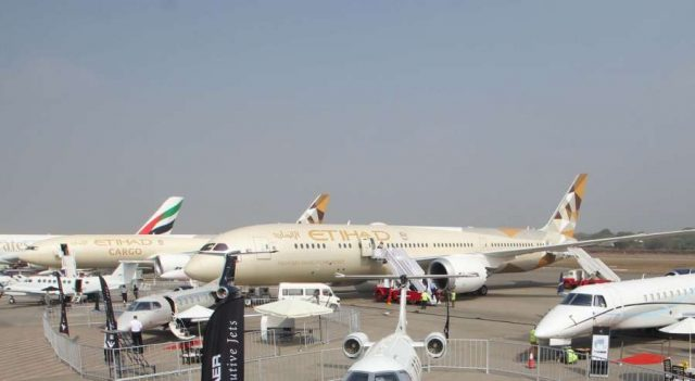 Etihad Airlines. (File Photo: IANS) by .