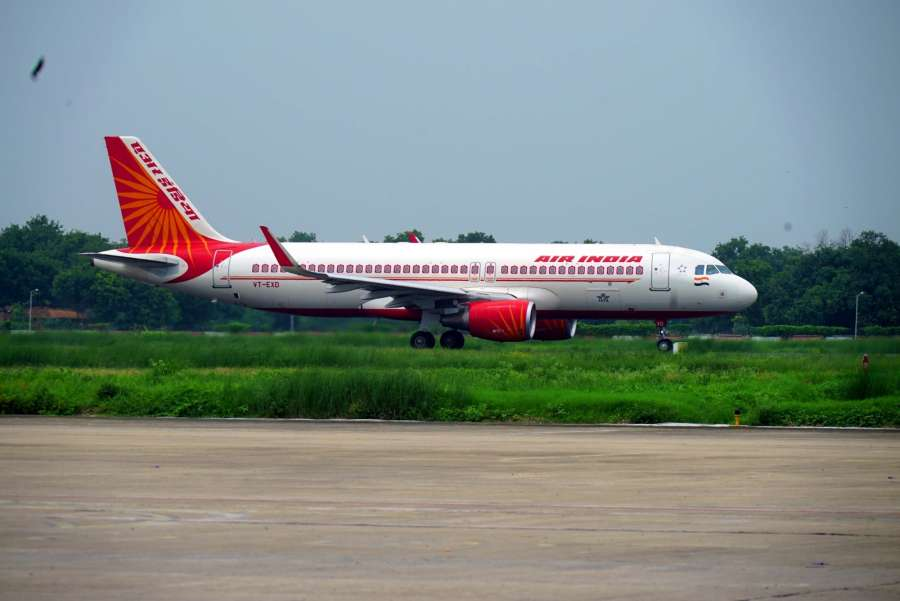 Air India. (File Photo: IANS) by .