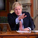 Boris Johnson. by .