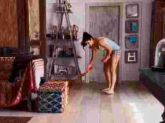 Lockdown diaries: Katrina's brooming session turns into cricket game!. by .