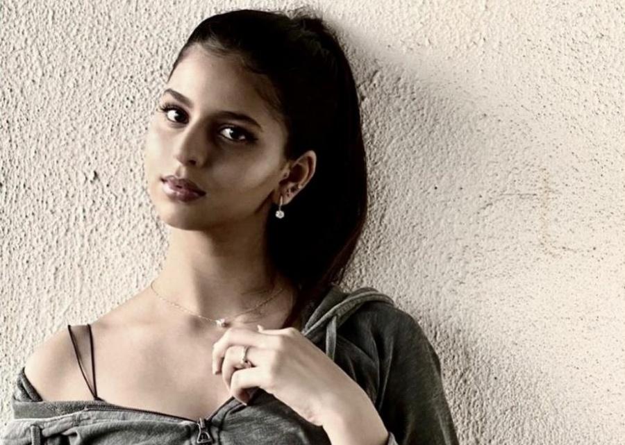 Suhana Khan. by .