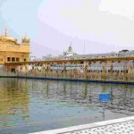 Amritsar: The Golden Temple bears a deserted look during complete shutdown after Punjab Chief Minister Amarinder Singh announced a full curfew in the state with no exemption even in daily needs and medical stores, in Amritsar on March 23, 2020. (Photo: IANS) by .