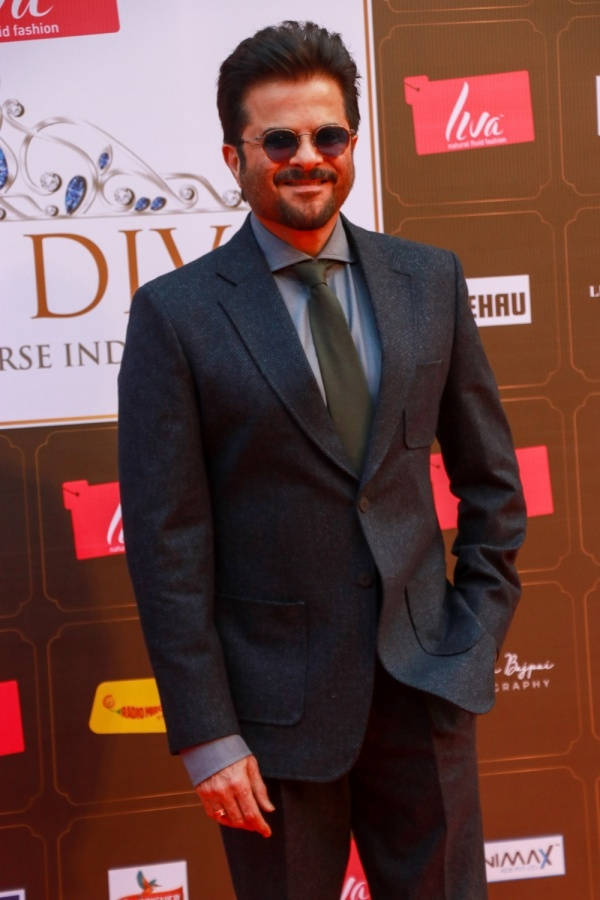 Mumbai: Actor Anil Kapoor at Miss Universe 2020 Grand Finale in Mumbai on Feb 22, 2020. (Photo: IANS) by .