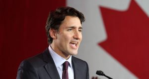 CANADA-GENERAL ELECTIONS-LIBERAL PARTY-VICTORY by .
