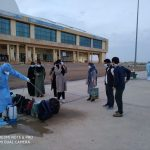 Second batch of 53 evacuees from Iran reach army quarantine facility at Jaisalmer. by .