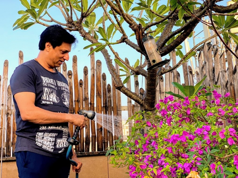 Bollywood on Earth Day: Let's keep the planet clean and green. by .