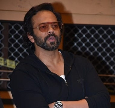 Director Rohit Shetty. by .