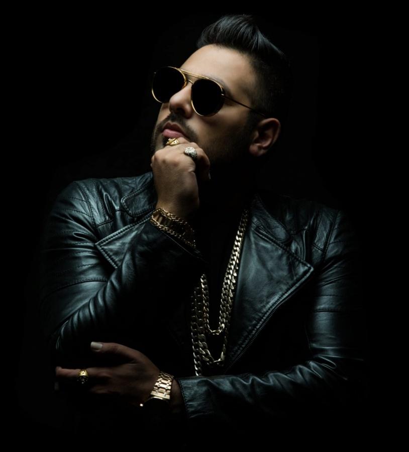 Rapper Badshah. by .