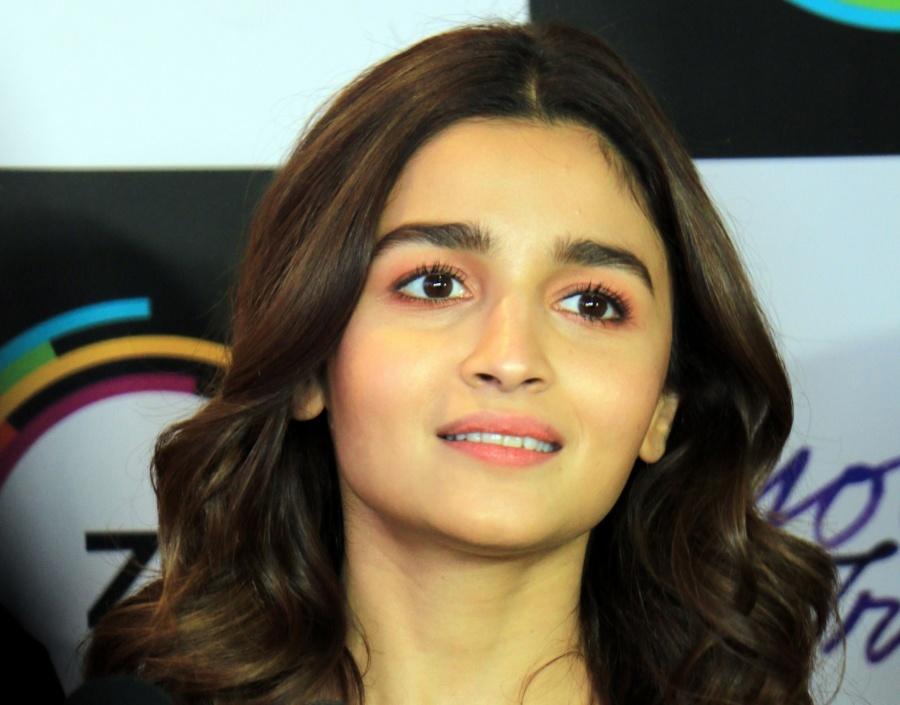 Actress Alia Bhatt. (File Photo: IANS) by .