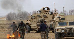 AFGHANISTAN-KUNDUZ-MILITARY OPERATION by .