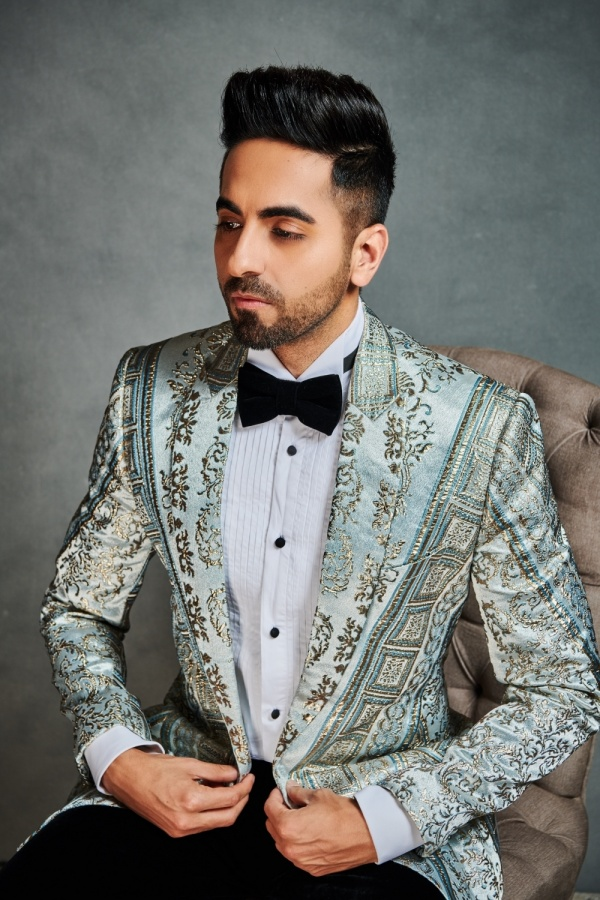 """Actor Ayushmann Khurrana, who will be seen in """"Shubh Mangal Zyada Saavdhan"""" focussing on same-sex relationships, says the upcoming film is his attempt at celebrating the individuality of all Indians and championing inclusivity that truly defines all as human beings. by ."""