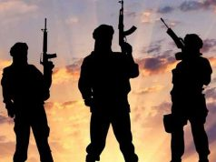 TRF owns three terrorists killed by forces in Kashmir. by .