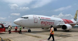 Air India Express flight IX 343 Kozhikode Dubai is now airborne at 1.40 PM. Captain Michale Saldanha on command with First Officer Akhilesh Kumar. by .