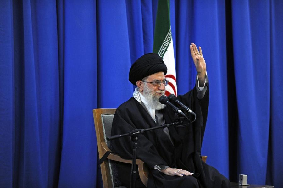 Khamenei reiterates call for US expulsion from Iraq, Syria 148b241474dcb7ef23788101013f1e12