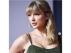 Singer Taylor Swift. by .