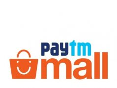 Paytm Mall logo. by .
