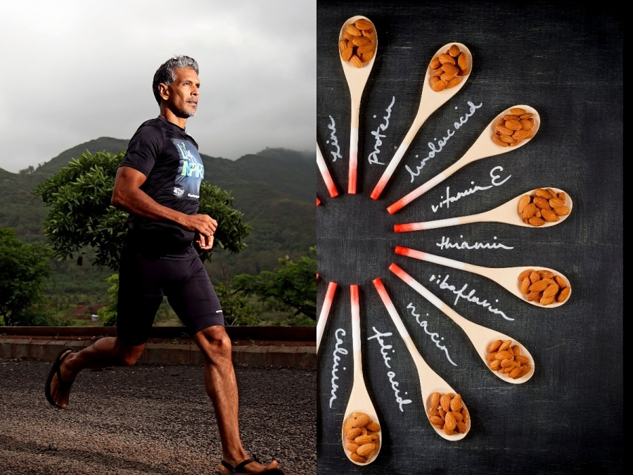 Milind Soman shares his top tips for budding athletes. by .