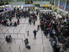 BRITAIN-LONDON-GATWICK AIRPORT-DRONE-DISRUPTION by .