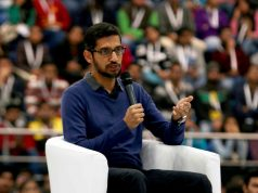 New Delhi: Google CEO Sundar Pichai during a programme at Sri Ram College of Commerce (SRCC) in New Delhi, on Dec 17, 2015. (File Photo: Sunil Majumdar/IANS) by .