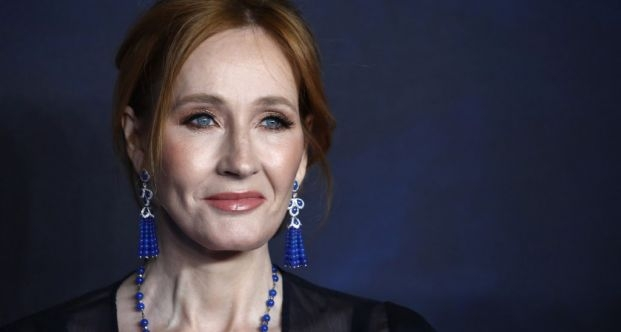Harry Potter' author JK Rowling by .