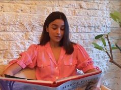 Alia Bhatt reads out from 'Harry Potter And The Philosopher's Stone'. by .