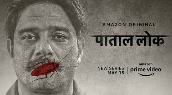Amazon Prime Video releases motion poster of Jaideep Ahlawat's character 'Hathiram' from the upcoming original series 'Patal Lok'. by .