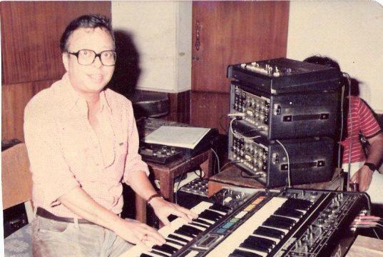 Mumbai: Legendary music composer R.D Burman (Panchamda)`s 76th birth anniversary on June 27, 2015. (File Photo: IANS) by .